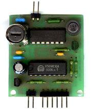 Theremin Sensor