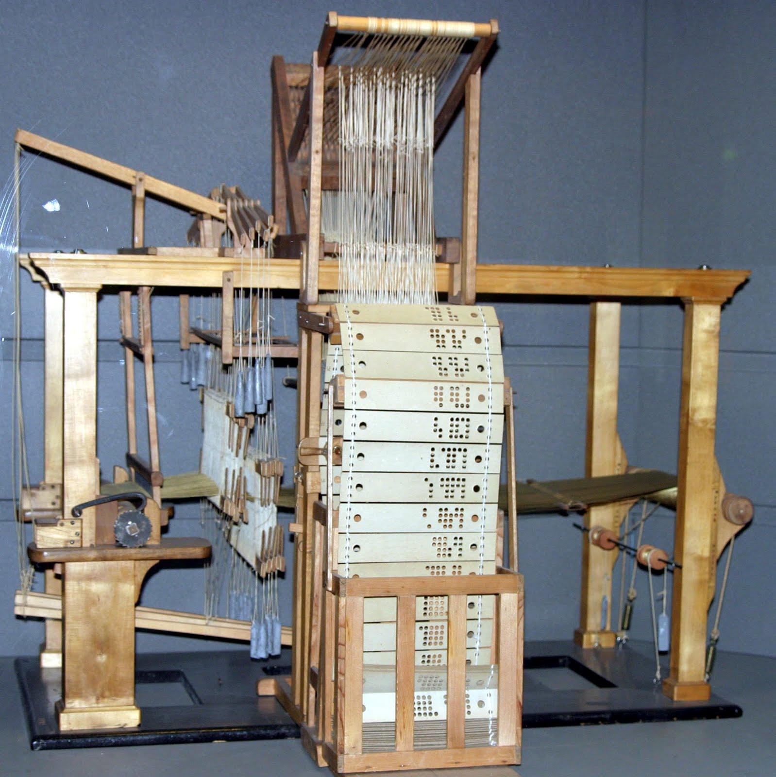 The Jacquard Loom
