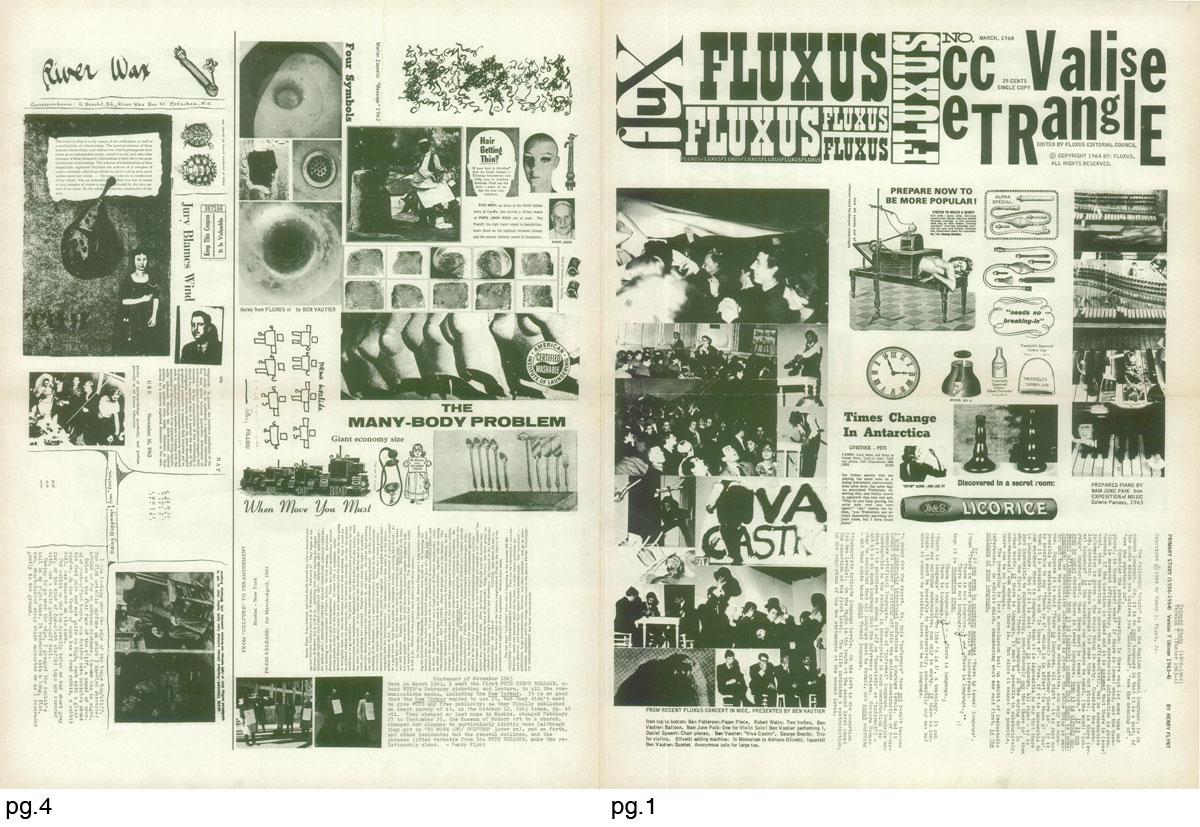 Fluxus News